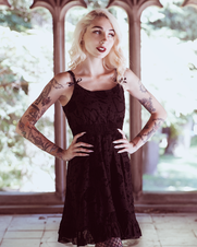 Barbed Wire | Dolly DRESS