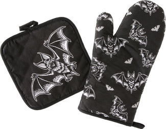 Batt Attack | OVEN MITT SET