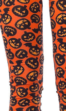 Batty Pumpkins | LEGGINGS