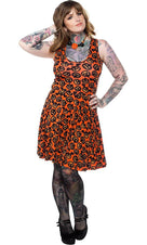 Batty Pumpkins | SKATER DRESS