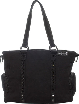 Blackout Leda | STUD PURSE