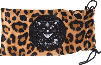 Cat Eye [Leopard] | SUNGLASSES
