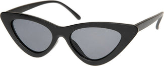Cat Eye [Matte Black] | SUNGLASSES