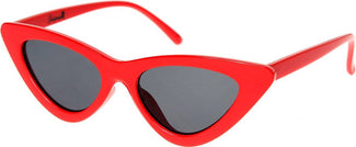 Cat Eye [Red] | SUNGLASSES