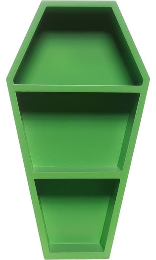 Coffin [Green] | SHELF