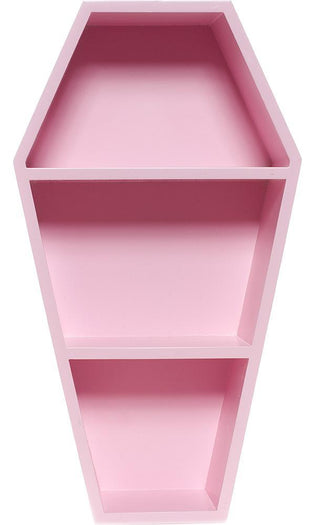 Coffin [Pink] | SHELF