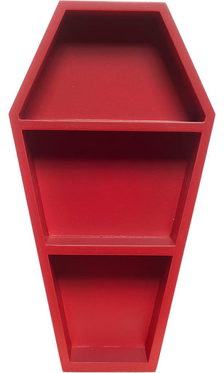 Coffin [Red] | SHELF
