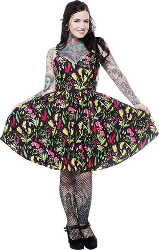 Deadly Beauties | Sophia DRESS