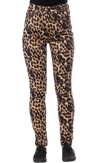 Essential 5 Pocket [Leopard] | PANTS