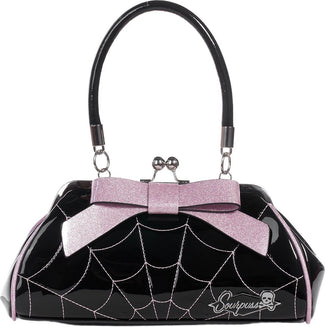Floozy Web [Black/Pink] | PURSE