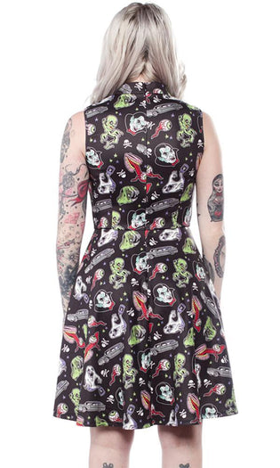 Ghastly Ghouls Cadet | DRESS