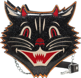 Halloween Cat Sparkle | PURSE