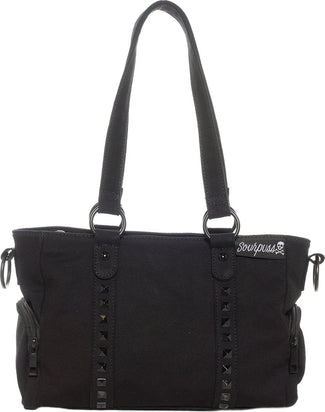 Leda Mini Blackout | STUD PURSE