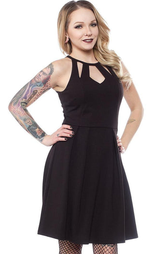 Little Black Diamond | DRESS