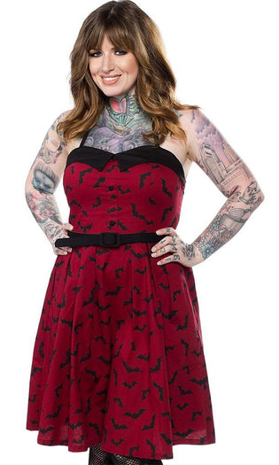 Luna Bats Spooksville | DRESS*