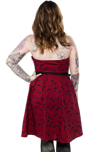 Luna Bats Spooksville | DRESS