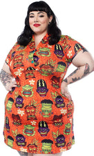 Monster Tiki | Rosie DRESS*