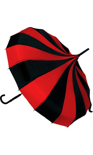 Pagoda [Black/Red] | UMBRELLA