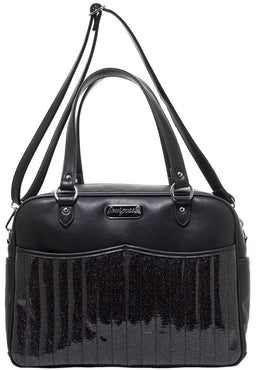 Retro [Black] | DIAPER BAG