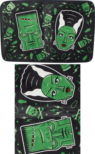The Monsters | BATH MAT