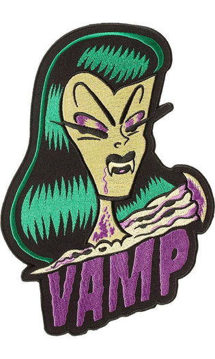 Vamp Oversized | PATCH