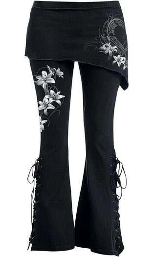 Pure Of Heart Boot-Cut | LEGGINGS