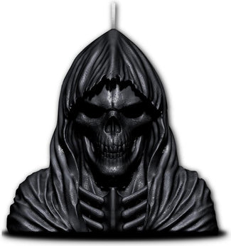 Wax Reaper With Skull | CANDLE*