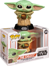Star Wars: Mandalorian | The Child With Cup POP! VINYL