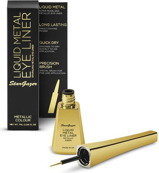 Gold Super Pearl Metallic | LIQUID EYELINER