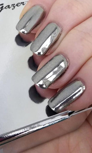 Silver | NAIL CHROMING KIT
