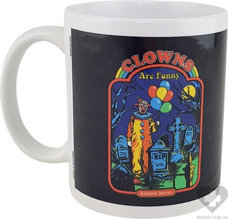 Clowns Are Funny | MUG