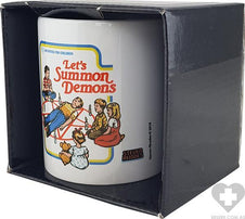 Let's Summon Demons | MUG