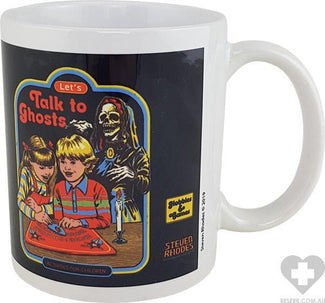 Let's Talk To Ghosts | MUG