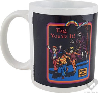 Tag You're It | MUG
