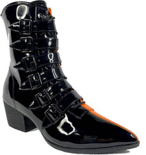 Coven Vamp [Black/Orange] | BOOTS