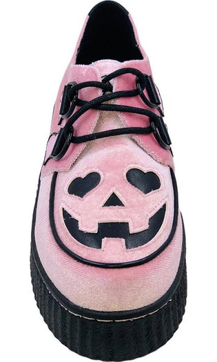 Krypt Jack O Hearts [Pink] | CREEPERS