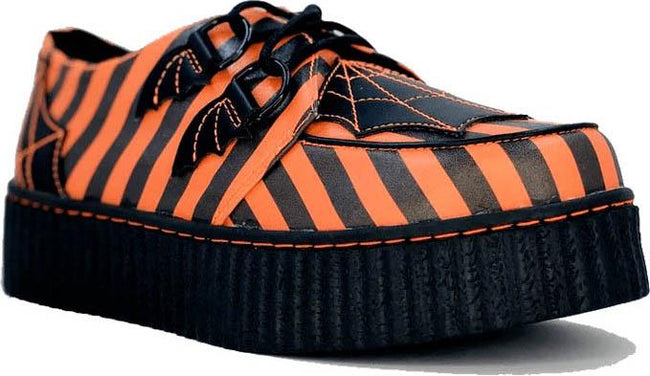Web [Orange Stripe] | KRYPT CREEPERS*