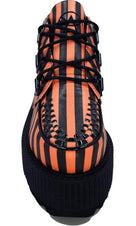 Orange Stripe | SUPER KREEP PLATFORMS
