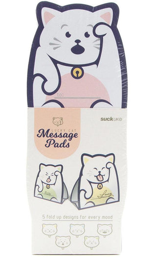 Lucky Cat | MESSAGE PADS