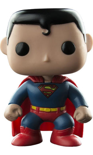 Superman | Superman POP! VINYL