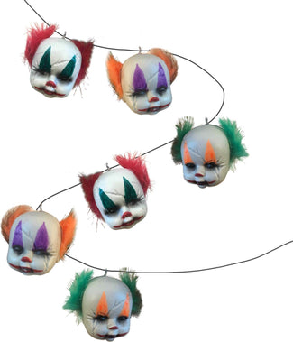 Clown Head | GARLAND