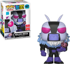 Teen Titans Go! Killer Moth | SDCC 18 US Excl Pop! Vinyl [RS]*