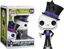 The Nightmare Before Christmas | Dapper Jack DGL  POP! VINYL
