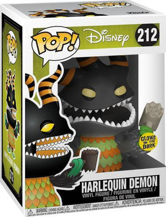 The Nightmare Before Christmas | Harlequin Demon Gw POP! VINYL