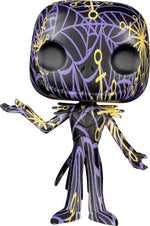 The Nightmare Before Christmas | Jack Skellington Artist Series Pop! Vinyl Figure w/Protector [RS]