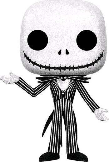 The Nightmare Before Christmas | Jack Skellington [Diamond Glitter] POP! VINYL
