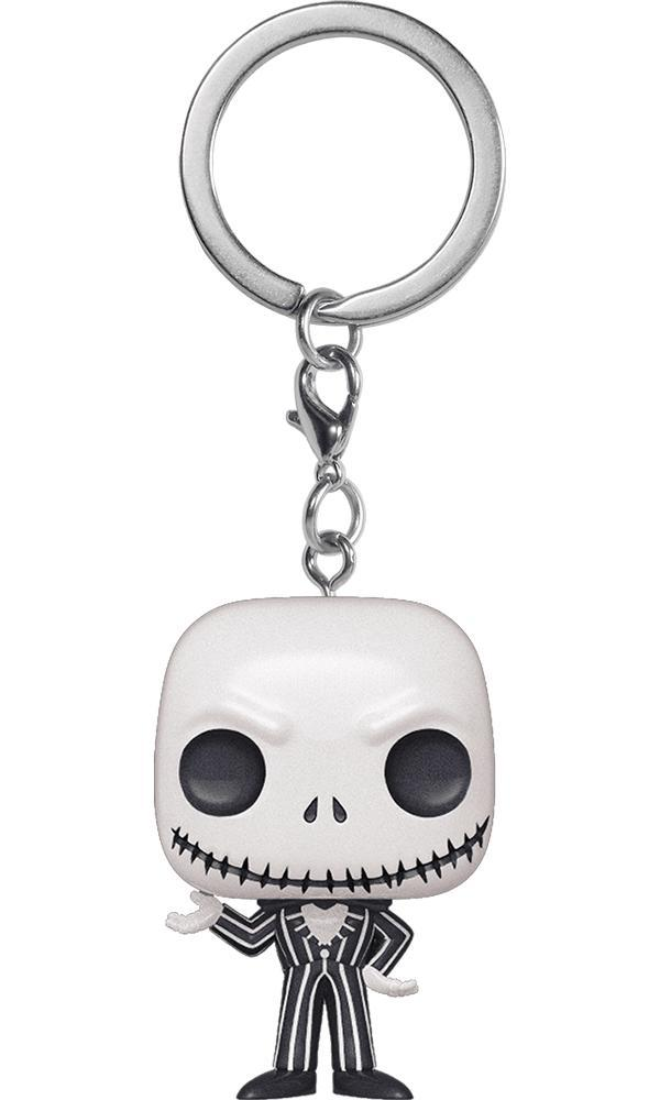 The Nightmare Before Christmas | Jack Skellington Mt POP! KEYCHAIN