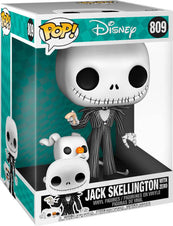 "The Nightmare Before Christmas | Jack With Zero 10"" POP! VINYL"
