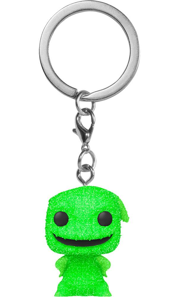 The Nightmare Before Christmas | Oogie Boogie DGL POP! KEYCHAIN