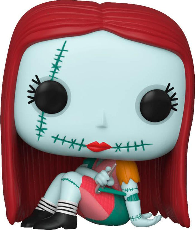 The Nightmare Before Christmas | Sally Sewing POP! VINYL